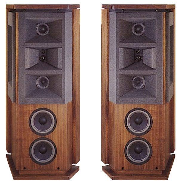 Floor Loudspeaker Reviews | Stereophile.com Acoustic Research MGC-1 ...