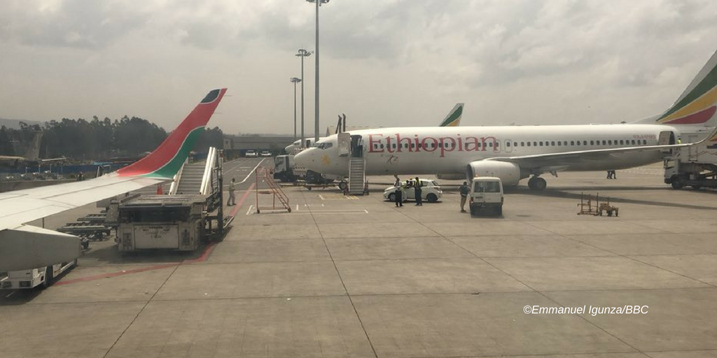News Flights resume after being grounded at Bole