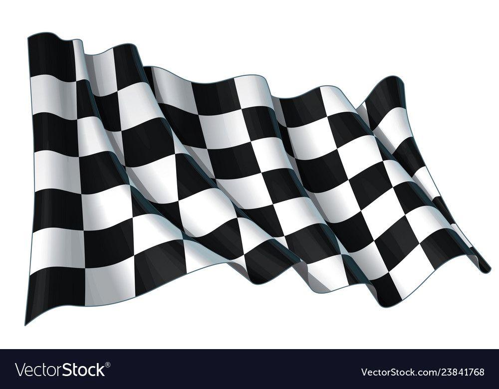 Motor Race Waving Flag Royalty Free Vector Image Aff Waving Flag Motor Race Ad Flag Tattoo Flag Free Graphic Design