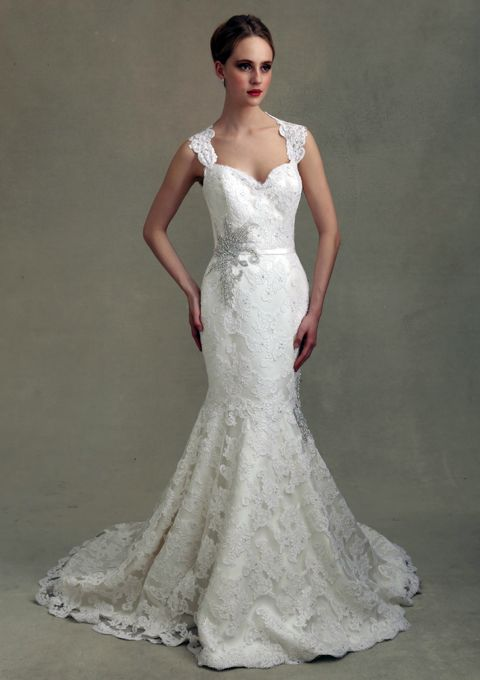 Eve of Milady Couture Eve Muscio Bridal Gown 4299 | Beautiful ...
