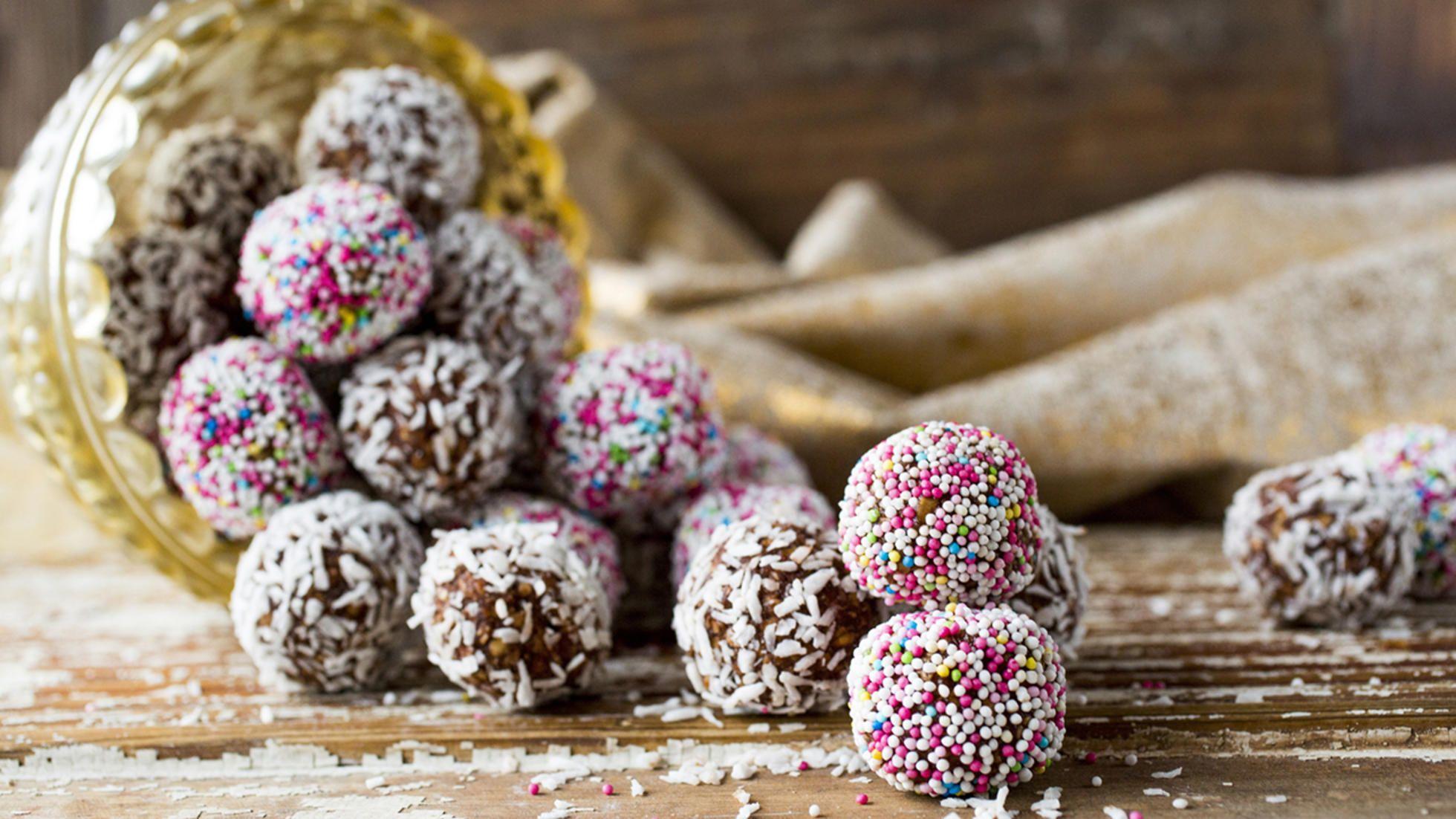 muffins med havregryn och kokos