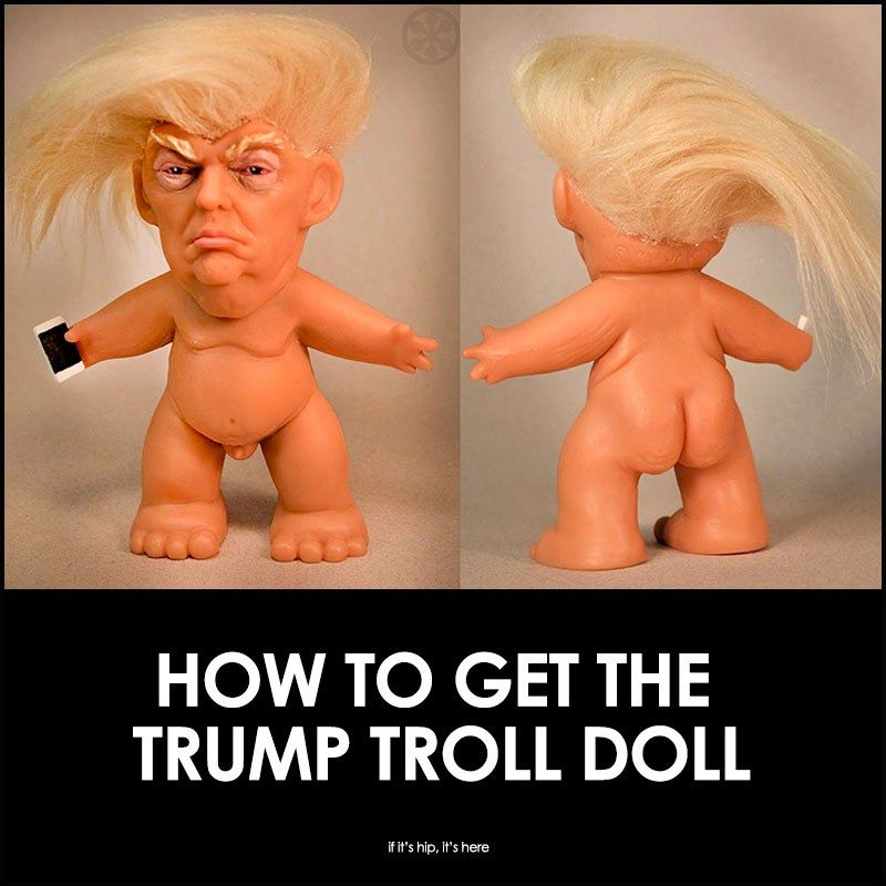 eeee5434e548680b2aaae66256bb465a the trump troll doll, an image that has been rapidly going viral