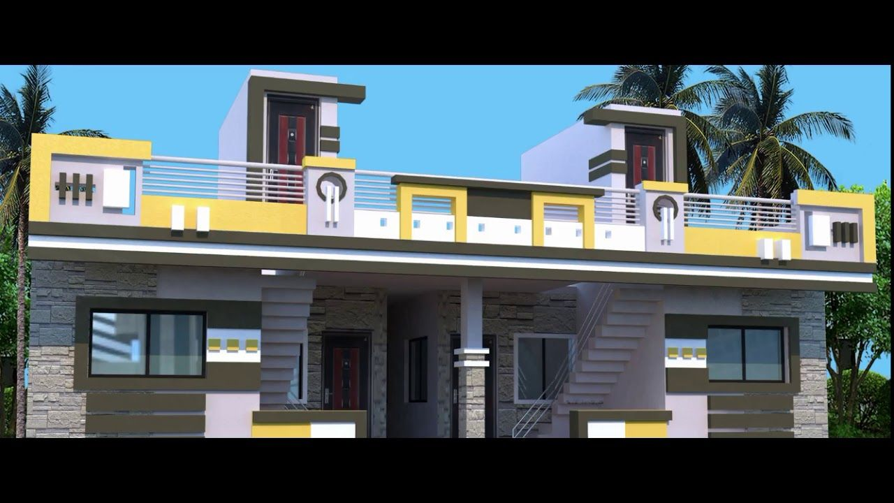 . BEST INDIAN GALLERY DESIGN IDEAS   House elevation in 2019   House