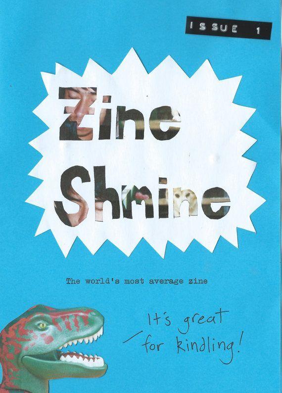 Items similar to Zine Shmine, Issue 1 on Etsy   - Art #Art #Etsy #Issue #Items #Shmine #similar #Zine #CameraAesthetic #Camera #Aesthetic