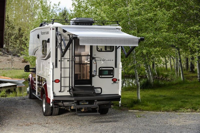 Tcm Exclusive 2020 Adventurer Announcements Best Truck Camper