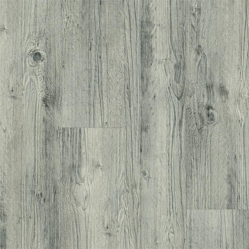 Armstrong American Home Grey 6 in. x 36 in. Glue Down