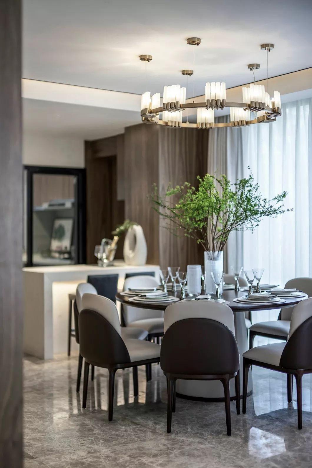 川谷堂 320 現代新中式 很美很高級 馬蹄室內設計網 Dinner