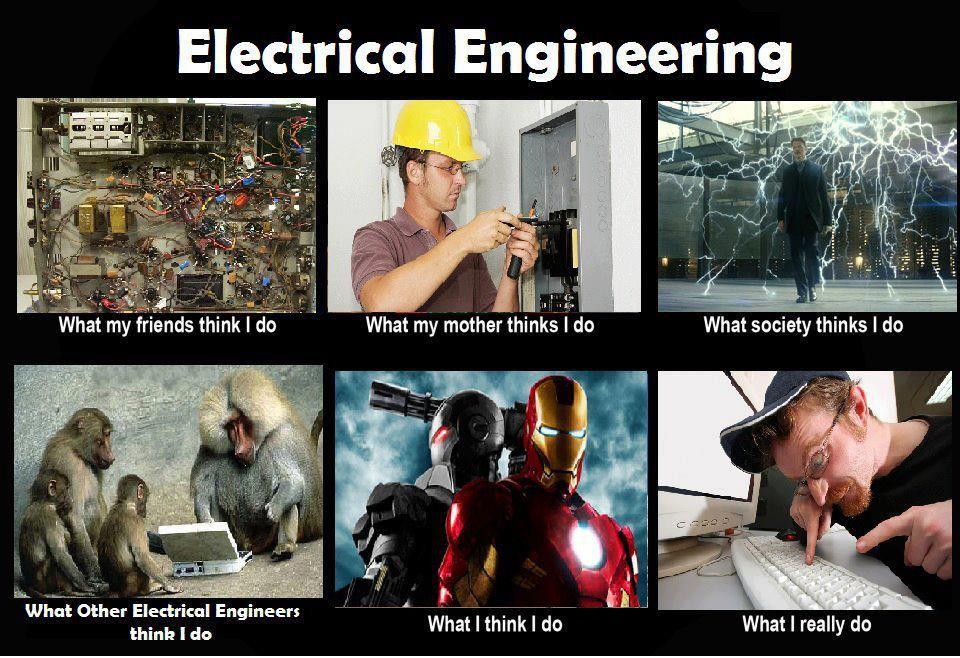 Electrical Engineering Electrical Engineering Humor Engineering