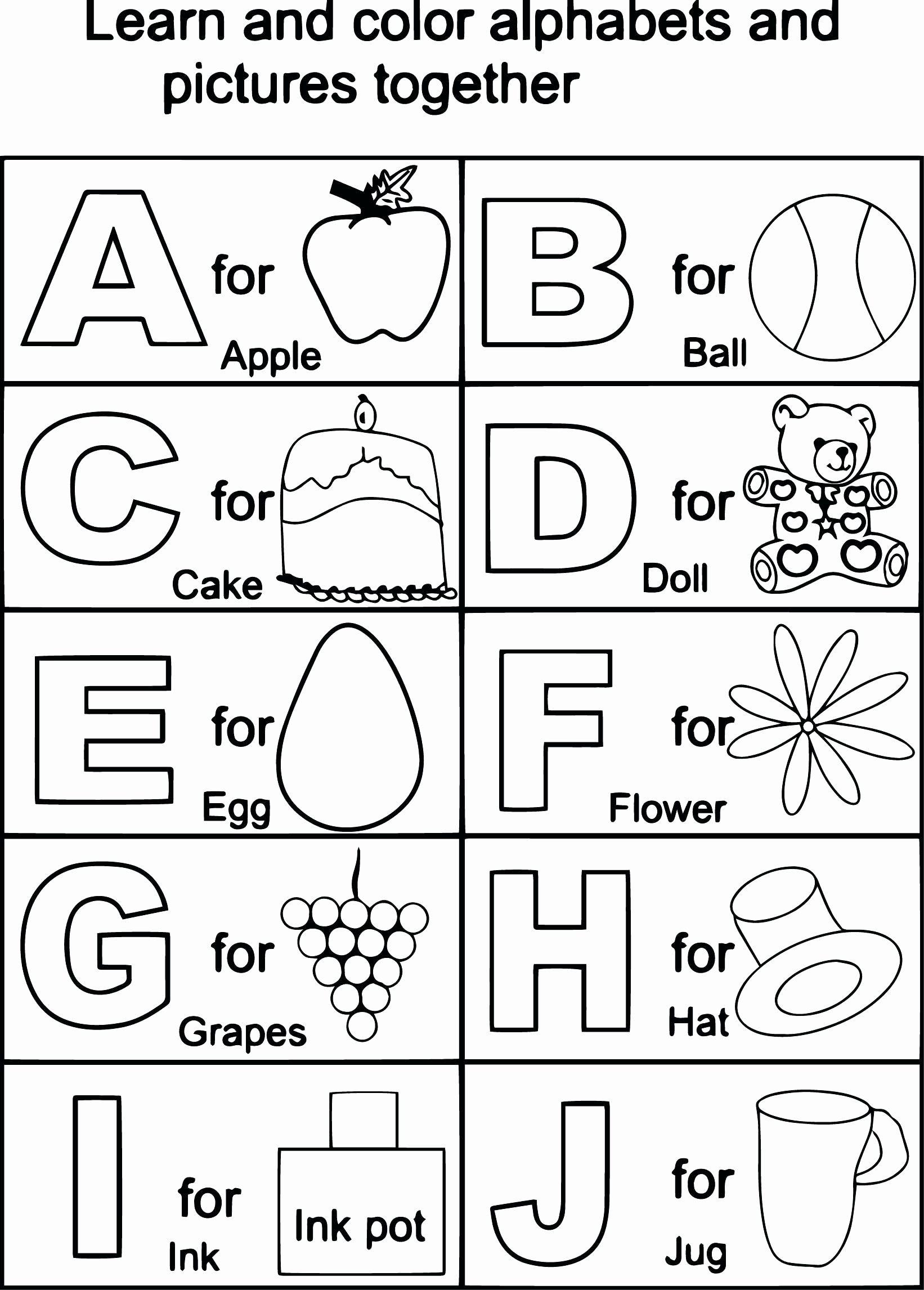 Alphabet Coloring Pages Printable Free Unique Free Alphabet Coloring Sheets Redhatsheet Tema Kelas Pendidikan Belajar
