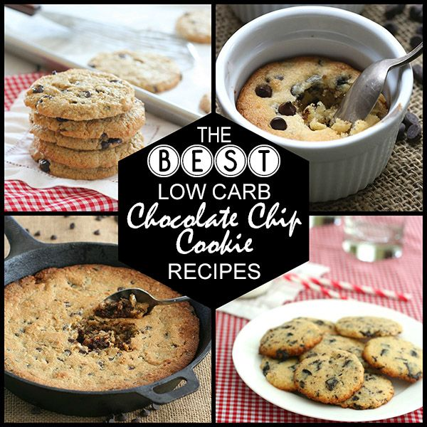 Craving The Comfort Of Chocolate Chip Cookies Without All