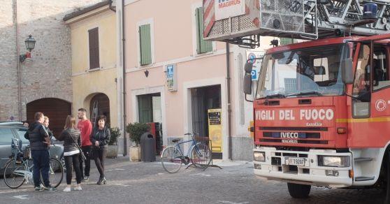 A fuoco una cucina in piazza Castello   Castello, Fuoco ...