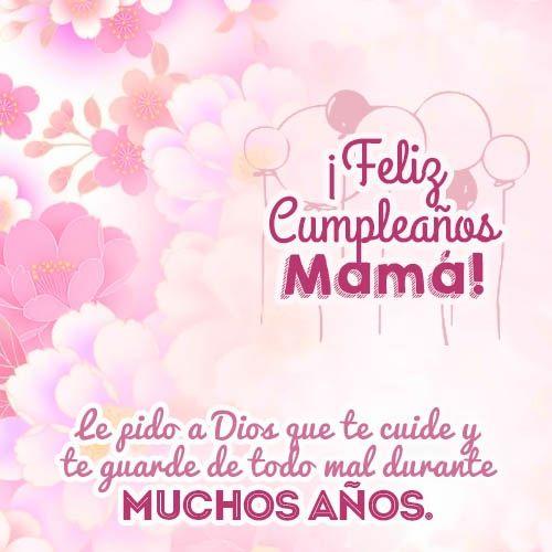 Feliz cumpleanos a tu mama