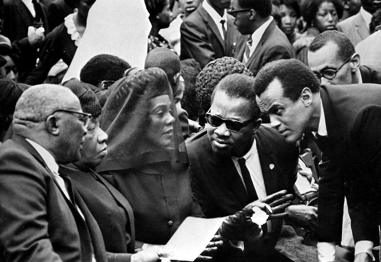 Martin Luther King Funeral Funeral of Dr. Martin ...