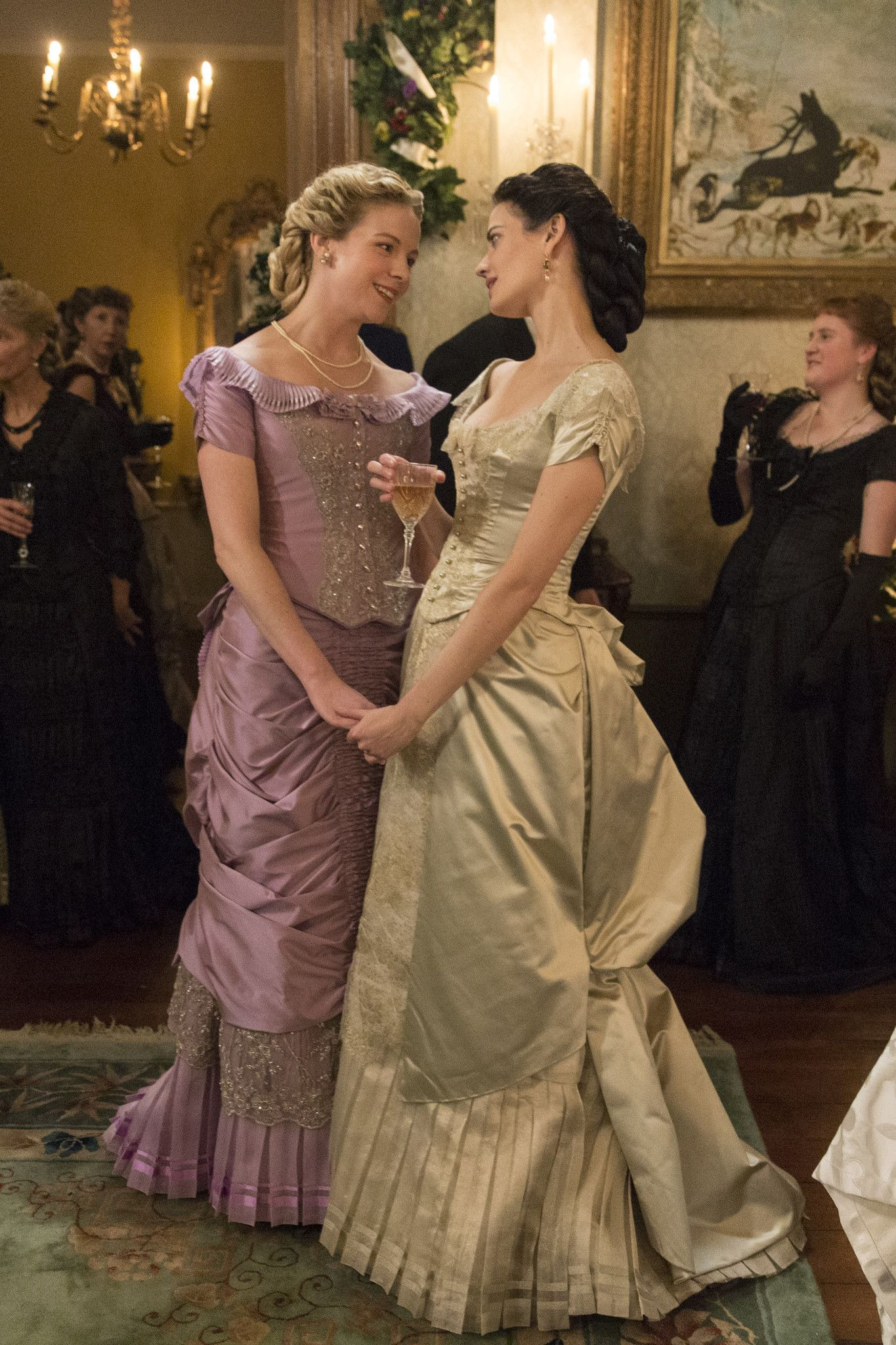 Eva Green as Vanessa Ives in Penny Dreadful | Shows | Pinterest ...