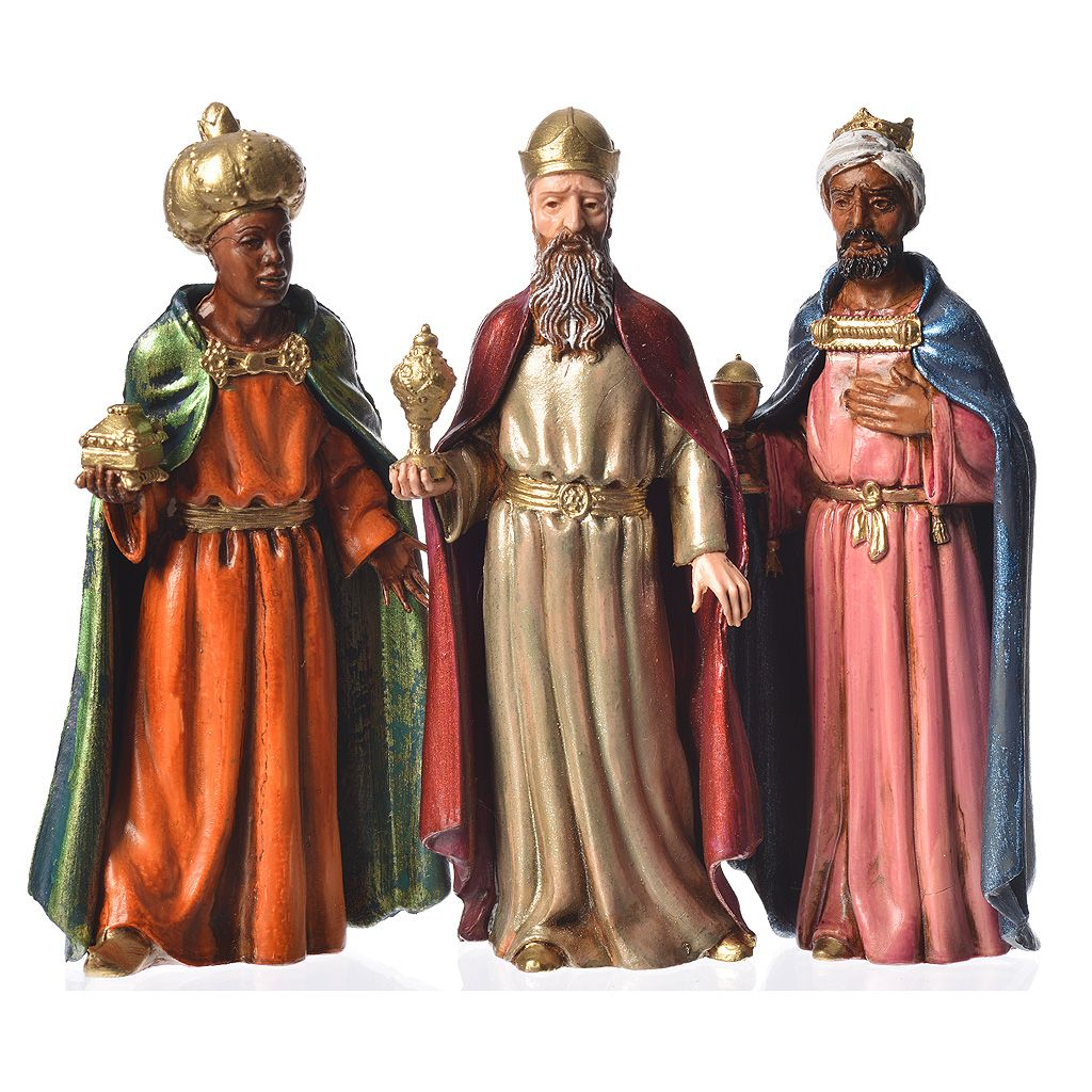 20363cdc3b4 Reyes Magos para belén de 12 cm 3 figuras