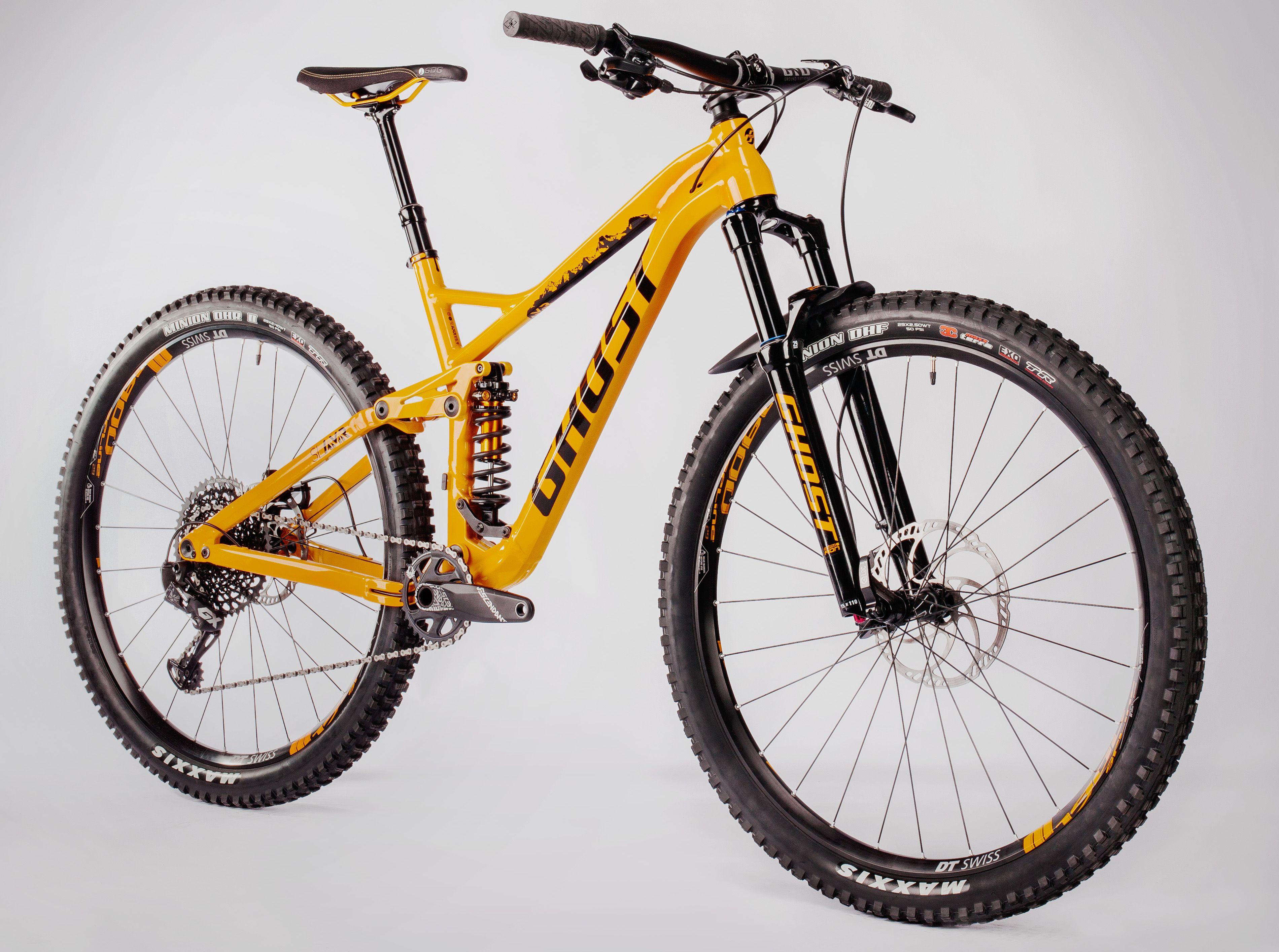 Ghost Sl Amr X Al 5 9 2018 3800x2830 Mtb Bike Enduro Mtb Bicycle