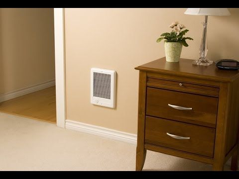 Why Upgrade To A Wall Heater When Replacing A Baseboard Home Electric Baseboard Heaters Home Projects