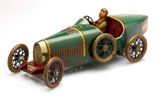 Coche De Juguete Antiguo Vintage Toys Tin Toys Victorian Toys