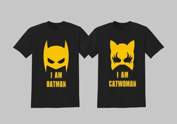 I Am Batman And Catwoman Couple By CreedCouple