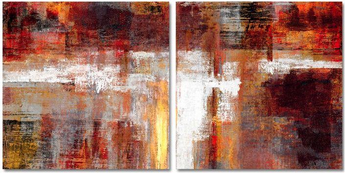 Cuadros Modernos 160x90 Gustav Klimt L/' Árbol de la Vida XXL Impresión sobre