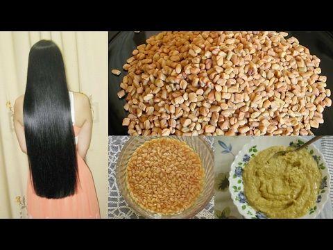 Fenugreek Methi Hair Mask For Long Healthy Amp Shiny Hair