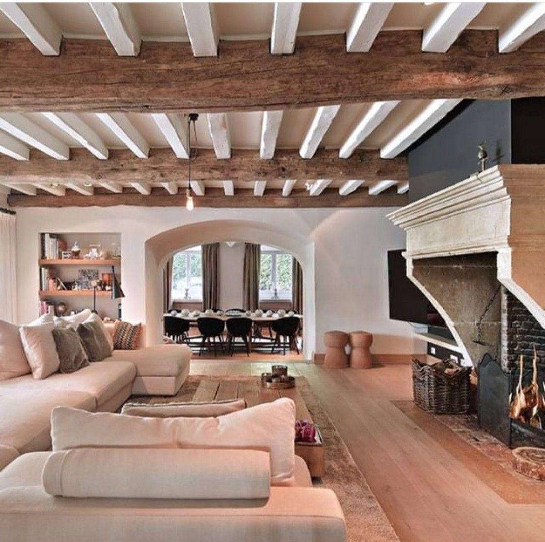 Pin Van De Wemelaer Op Apt Livingroom Home Deco Huis Interieur Interieur
