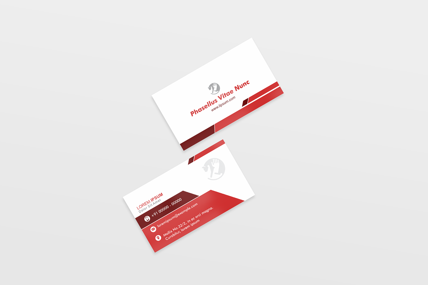 Visiting Card Design Sample  Visiting Card Design Visiting Card