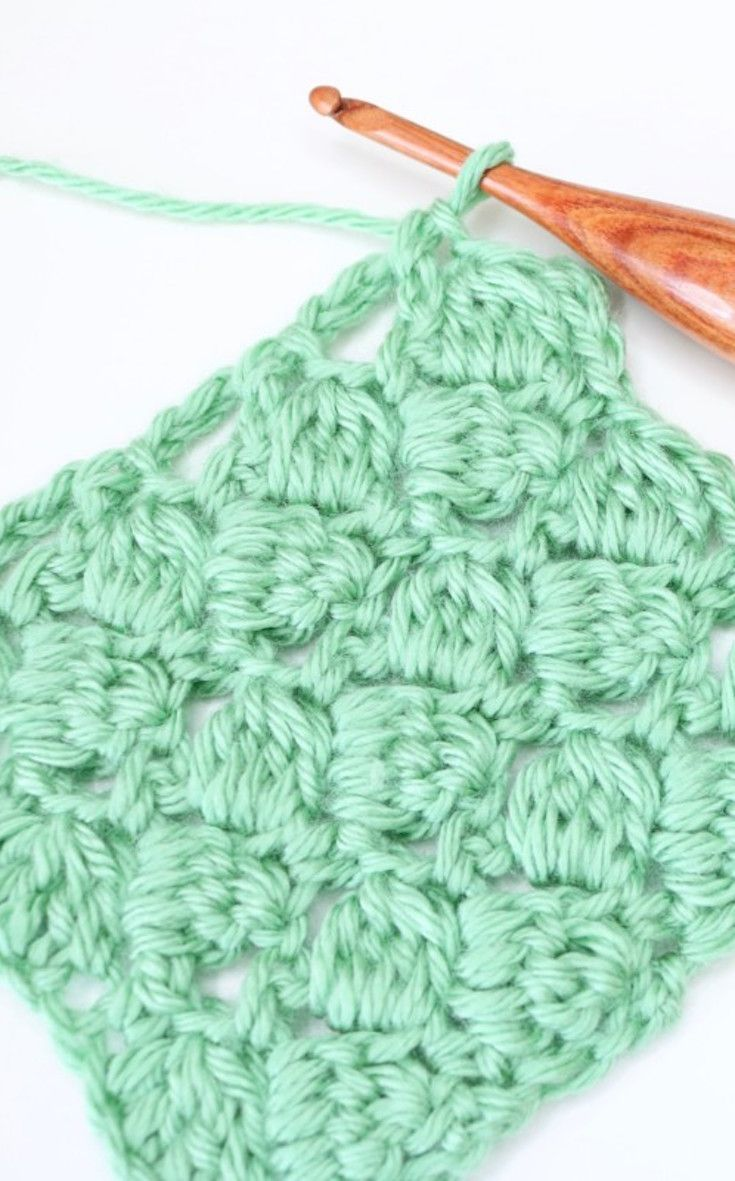 Side Saddle Stitch - Free Crochet Pattern + Video Tutorial | BEBES ...