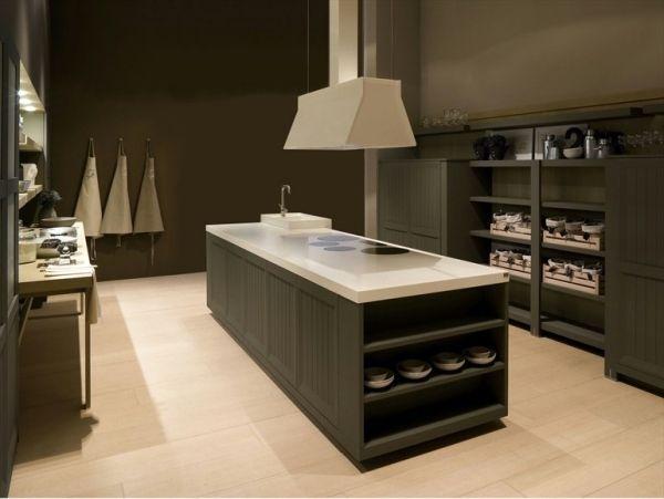 moderne küchen - 50 bilder und kreative einrichtungsideen | ideen, Kuchen