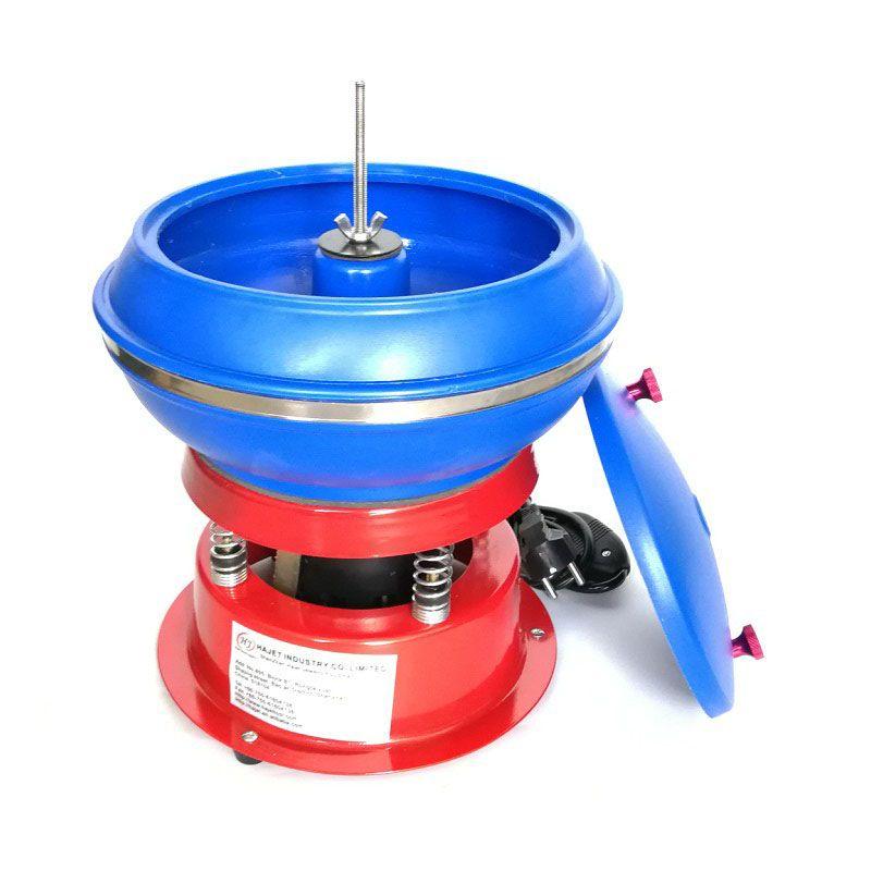 how to make a vibratory polisher
