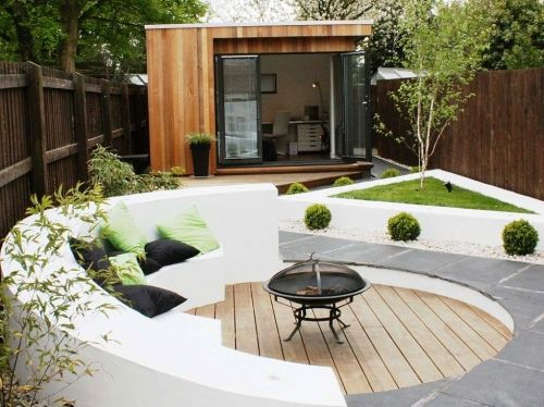 Swift Portfolio Of Garden Rooms Is Large And Varied In Cheshire Uk Garden Seating Area Outdoor Seating Areas Garden Seating