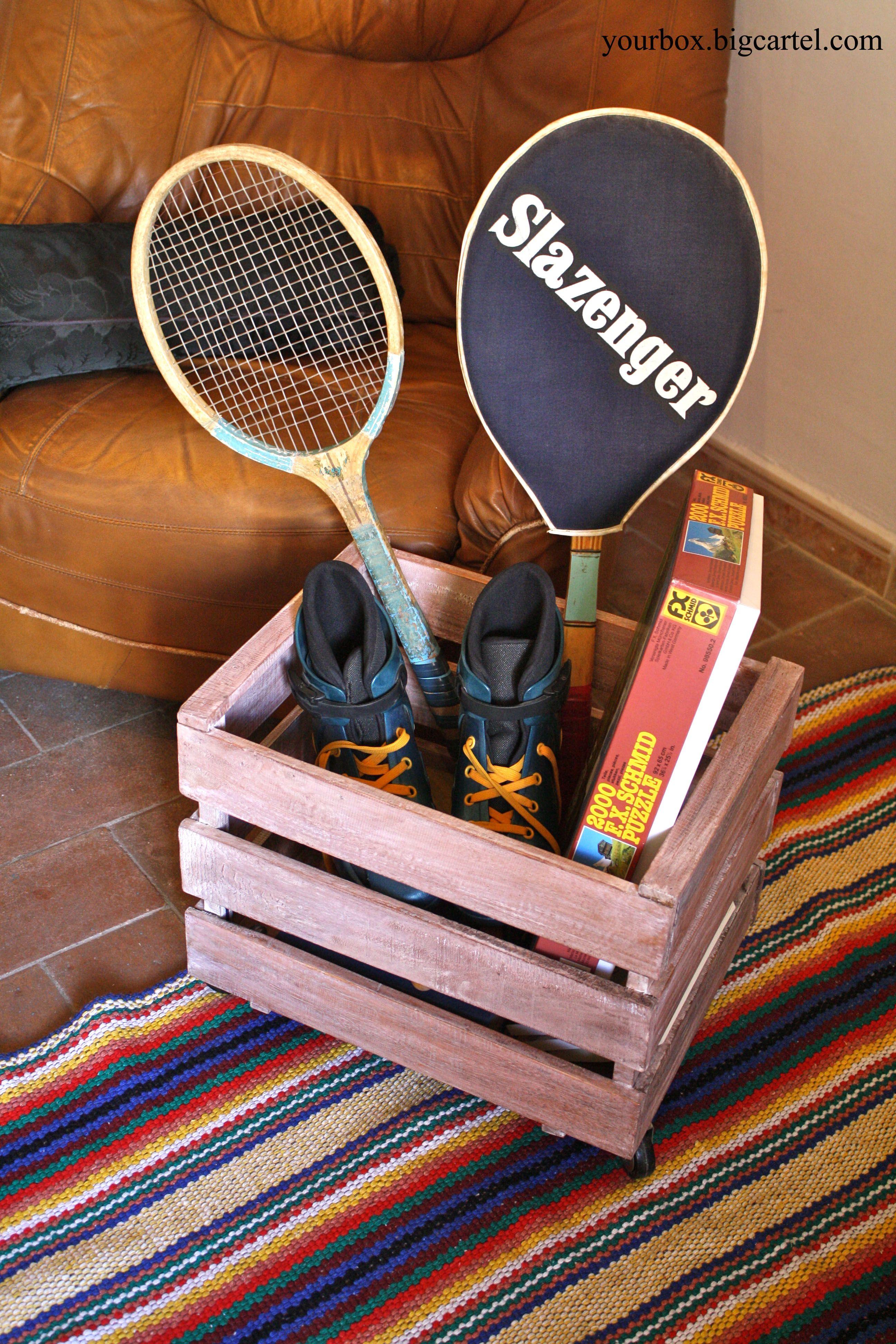 Www Yourbox Bigcartel Com Caja De Madera 3 Listones Estilo Rustico Personalizable Texto A Escoger Ping Pong Paddles Ping Pong