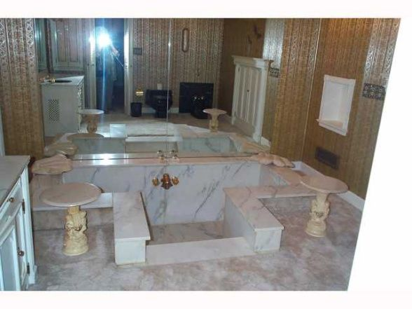 The Roman Tub With Shower Design And Remodel Roman Tub Conversion 1960 39 S High End Bath