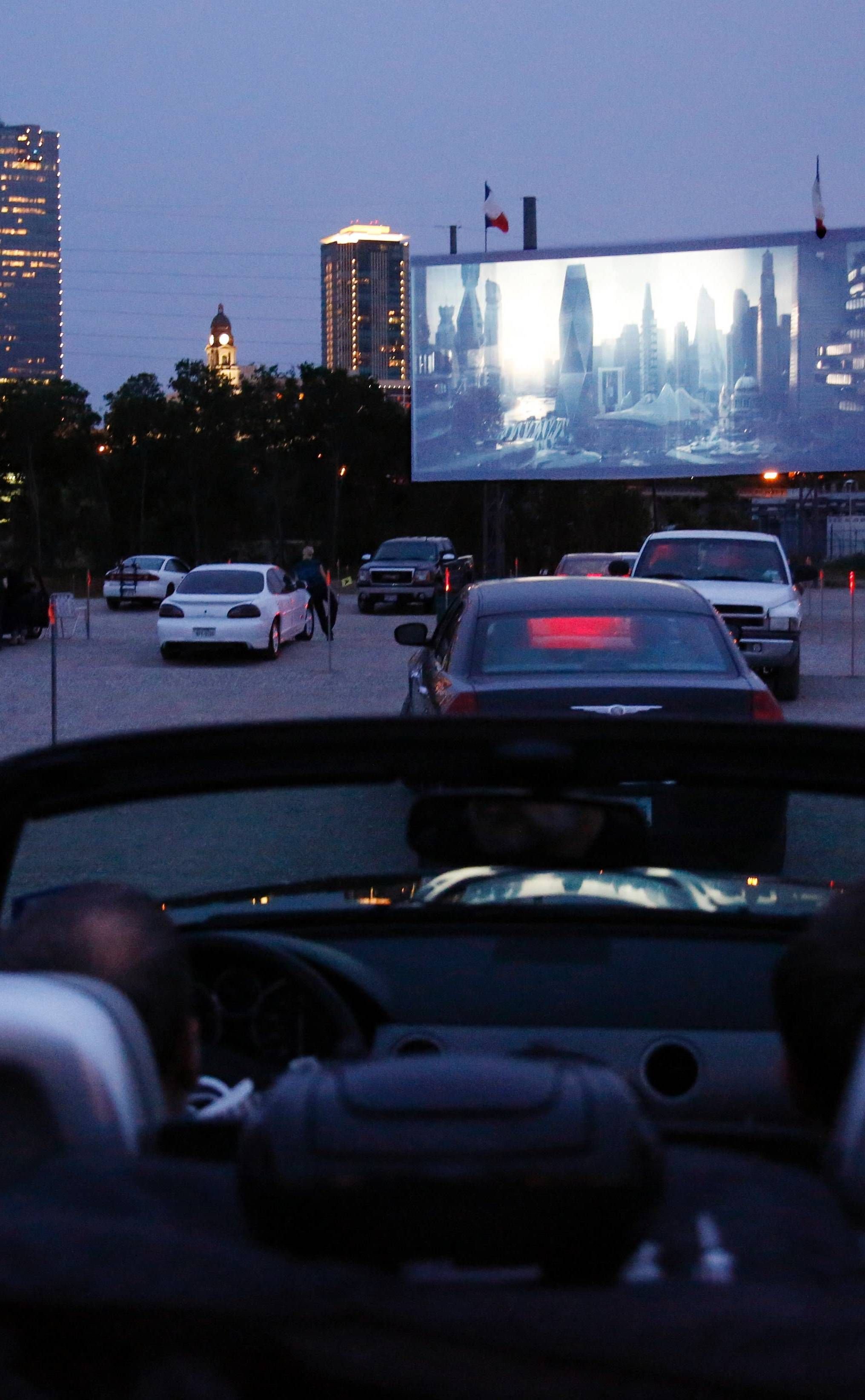 Coyotes drive in travel vacation ideas road trip