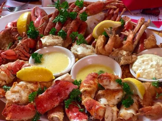 Sammy S Fish Box World Famous Seafood Signature Dishes And Tails City Island Bronx New York Our Menu