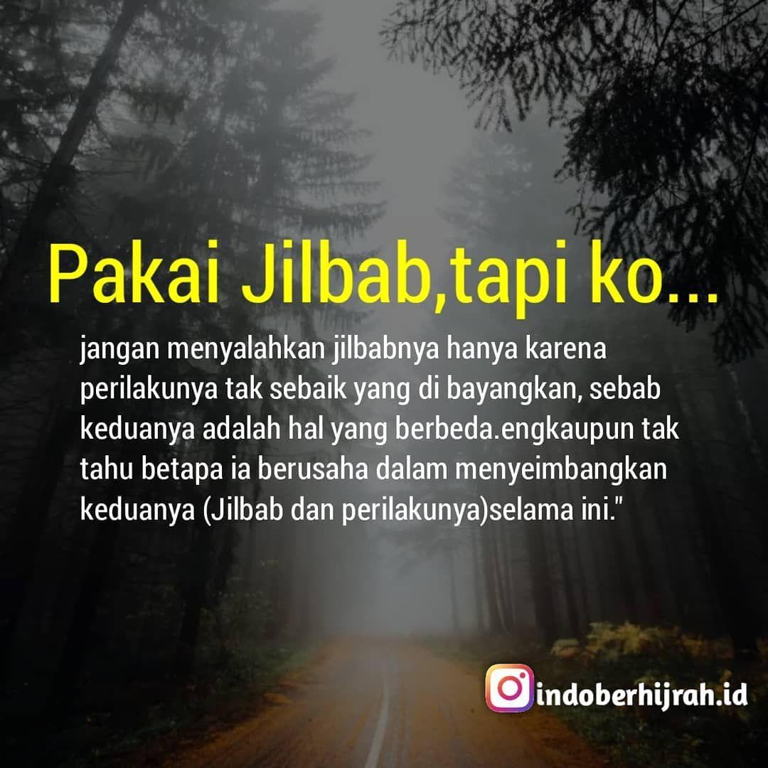Indonesia Berhijrah Di Instagram Pakai Jilbab Tapi Ko Tak