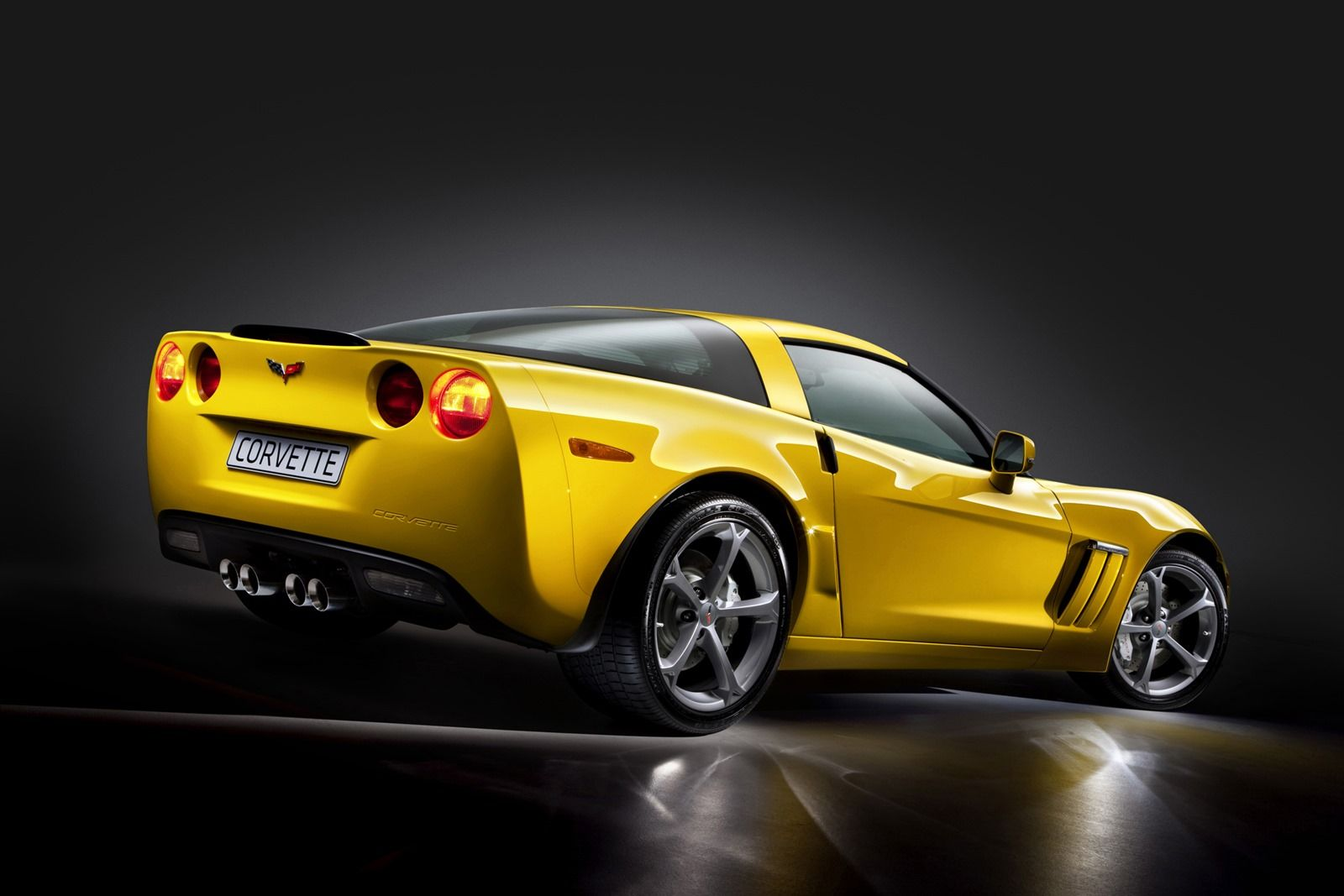 GM Says, Happy 60th Anniversary Corvette! (With images