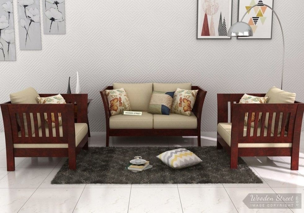 Pleasing Pune Wooden Sofa Sets In 2019 Wooden Sofa Set Wooden Pdpeps Interior Chair Design Pdpepsorg