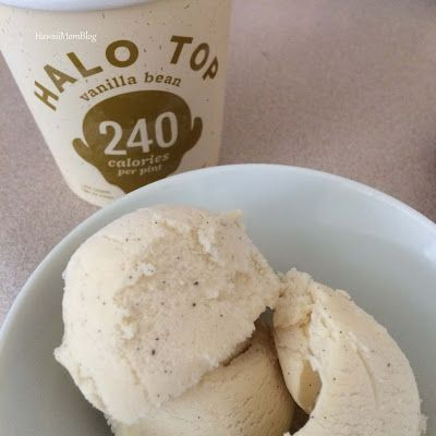 Halo Top Vanilla Is Hands Down The Best Flavor Try With Chopped Almonds Thank Me Later