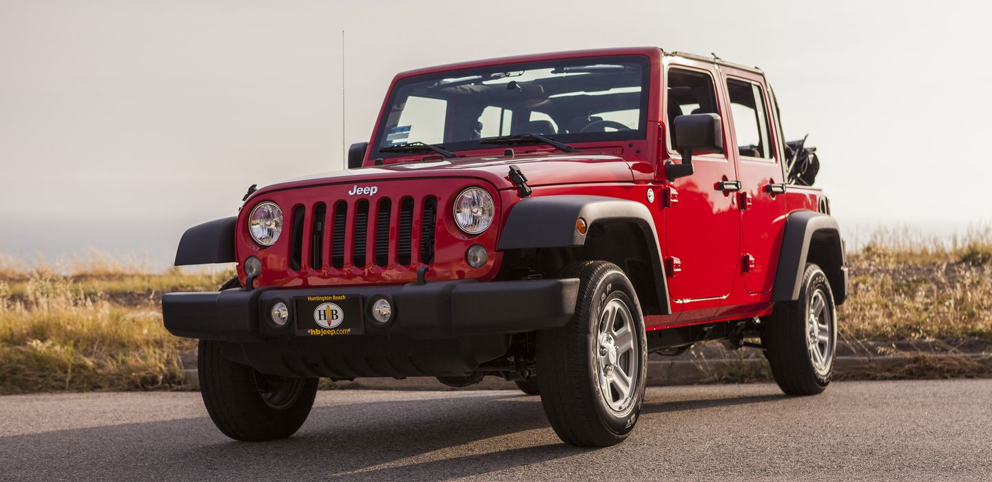 Jeep Wrangler Jeepers Special Edition Cars For Rent In The Uae