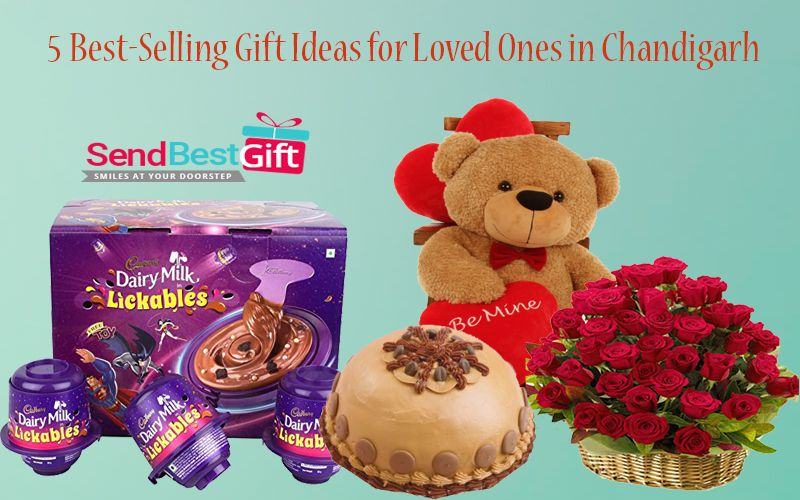 5 Best-Selling Gift Ideas for Loved Ones in Chandigarh #GiftDelivery #GiftIdeas #Cake #Gifts #Flowers #Chandigarh #OnlineShopping #SendBestGift