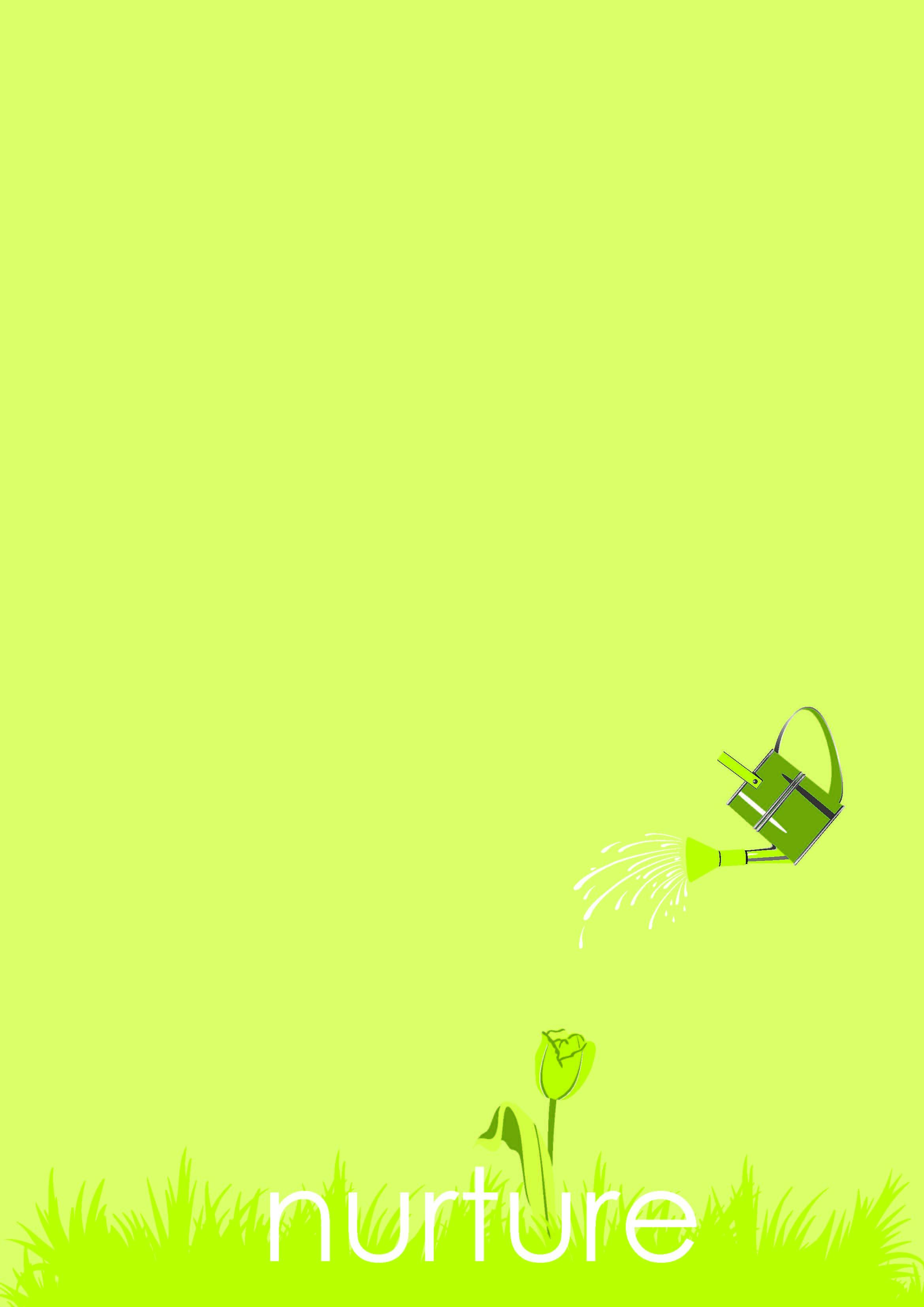 Green series - Nurture