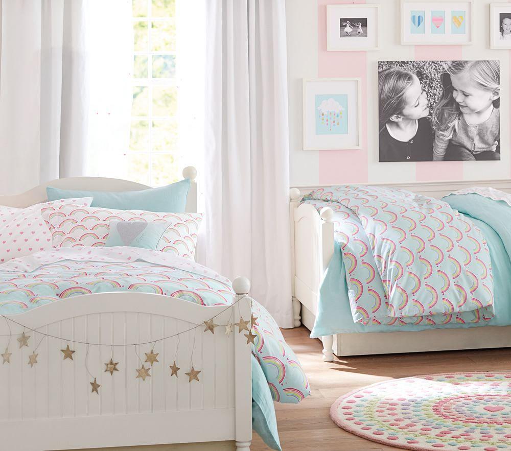 Catalina Bed | Pottery Barn Kids | Mia\'s Bedroom | Pinterest | Girls ...