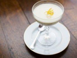 Creamy Lemon Posset from CookingChannelTV.com