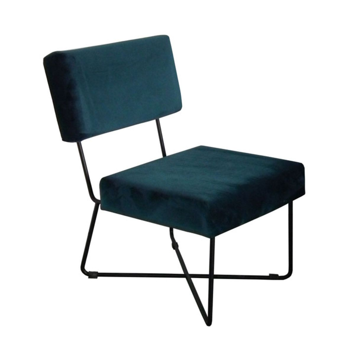 achat athezza fauteuil kaline bleu canard 517002 pas cher sur maginea la - Fauteuil Bleu Canard Pas Cher