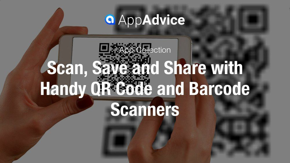 QR Code and Barcode Scanning Apps For iOS Qr barcode