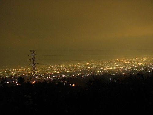 Bandung In Padasuka View Indonesia