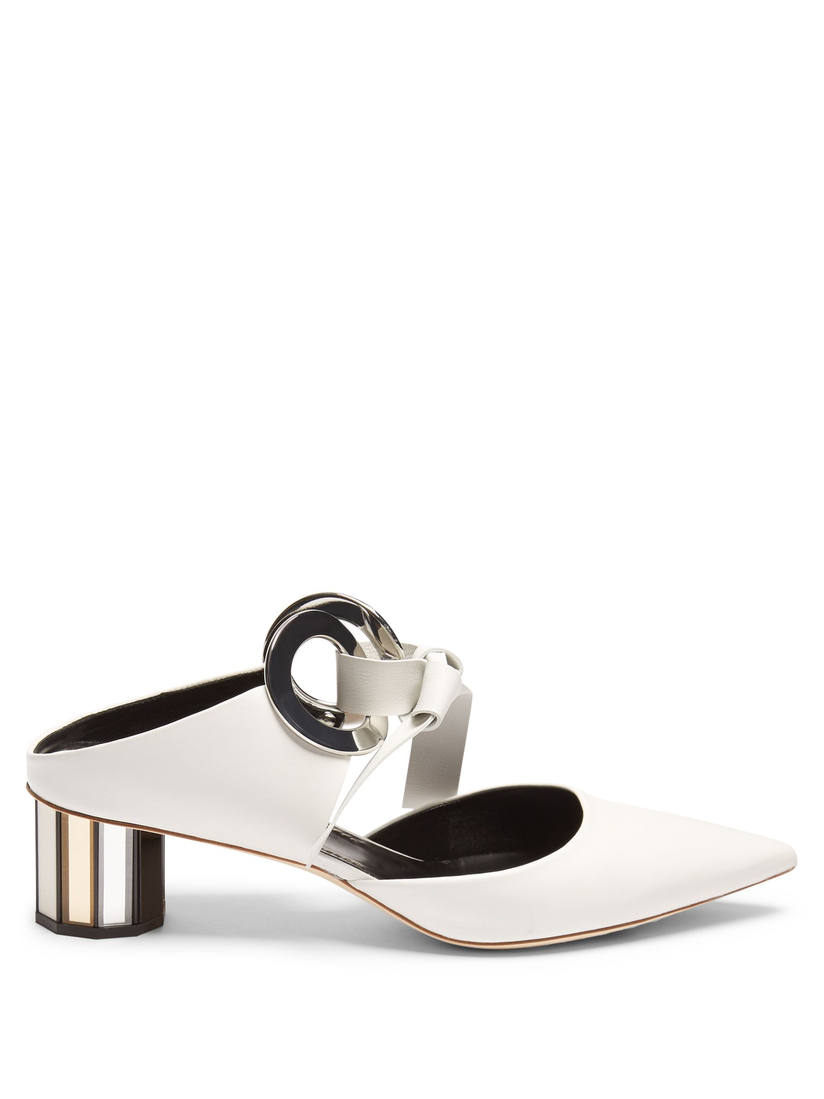 Proenza Schouler Leather slippers gLqntwctN