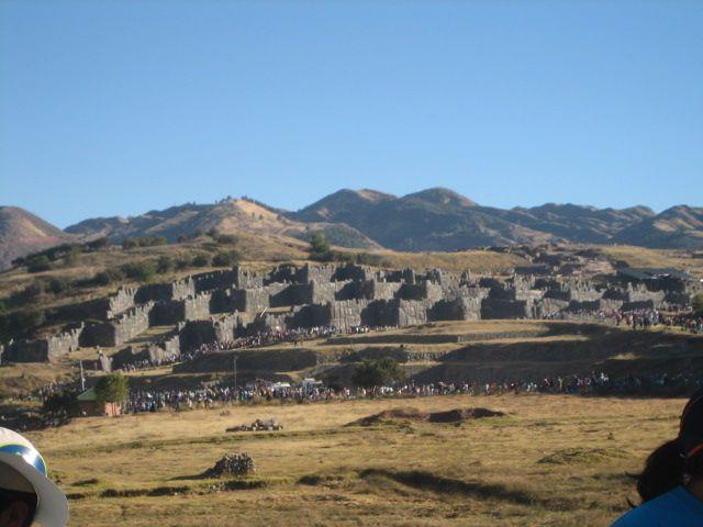 Saksaywuaman - Vista Panoramica
