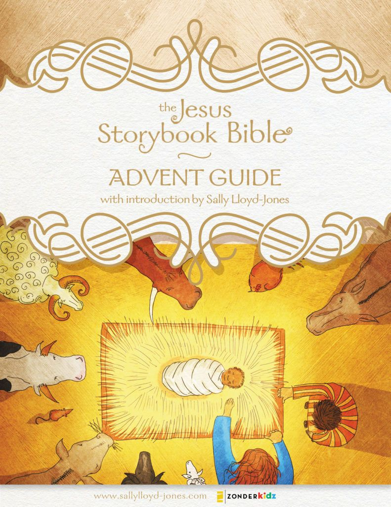 The Jesus Storybook Bible Advent Guide Is Back And This Year It Is Even Better Than Ever From The Int Christmas Bible Christmas Picture Books Advent For Kids